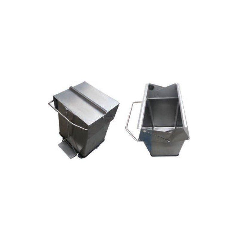 Poubelle pour dessous vide-ordures