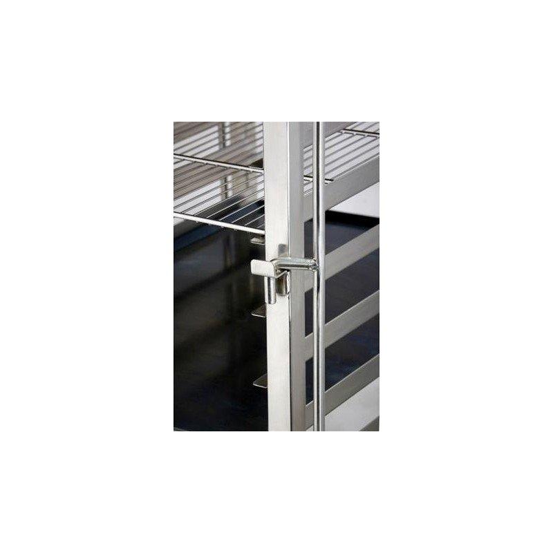 Échelle boulangère 20 niveaux 400x800