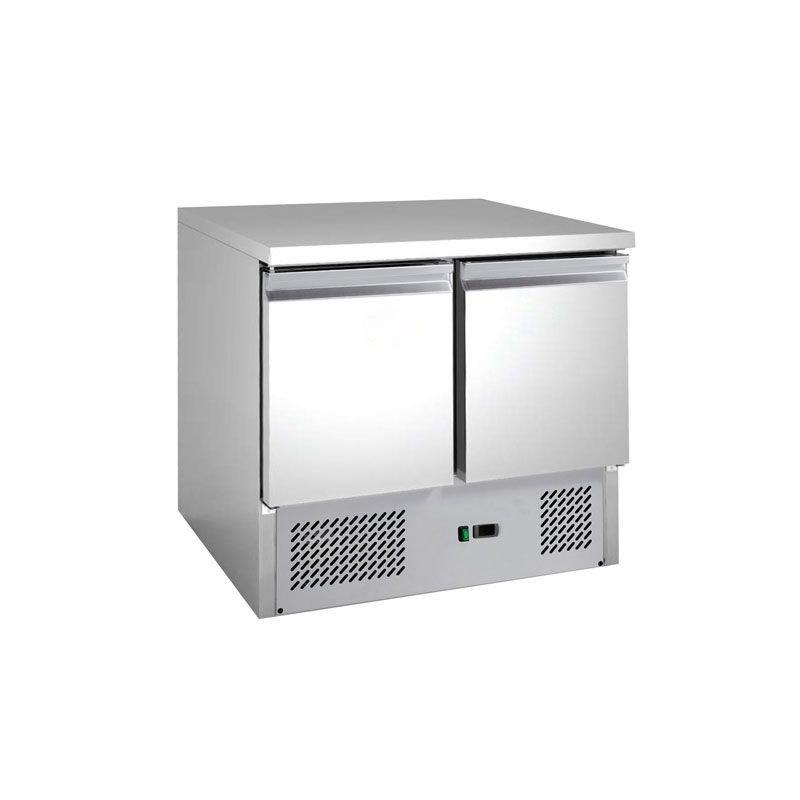 Table à sandwiches réfrigérée (bacs GN1/6)