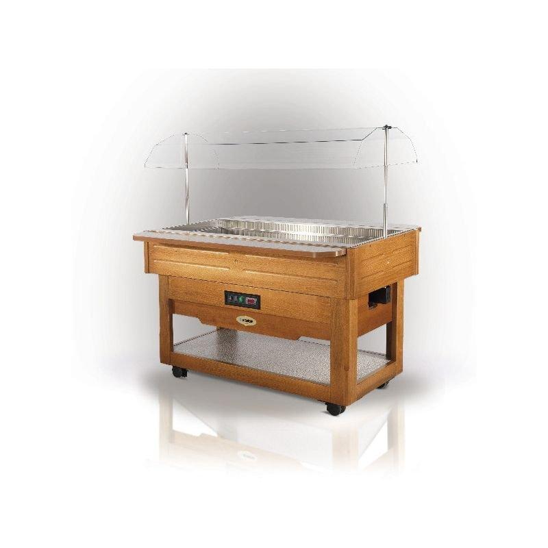 Buffet réfrigéré 1420x750x1450mm