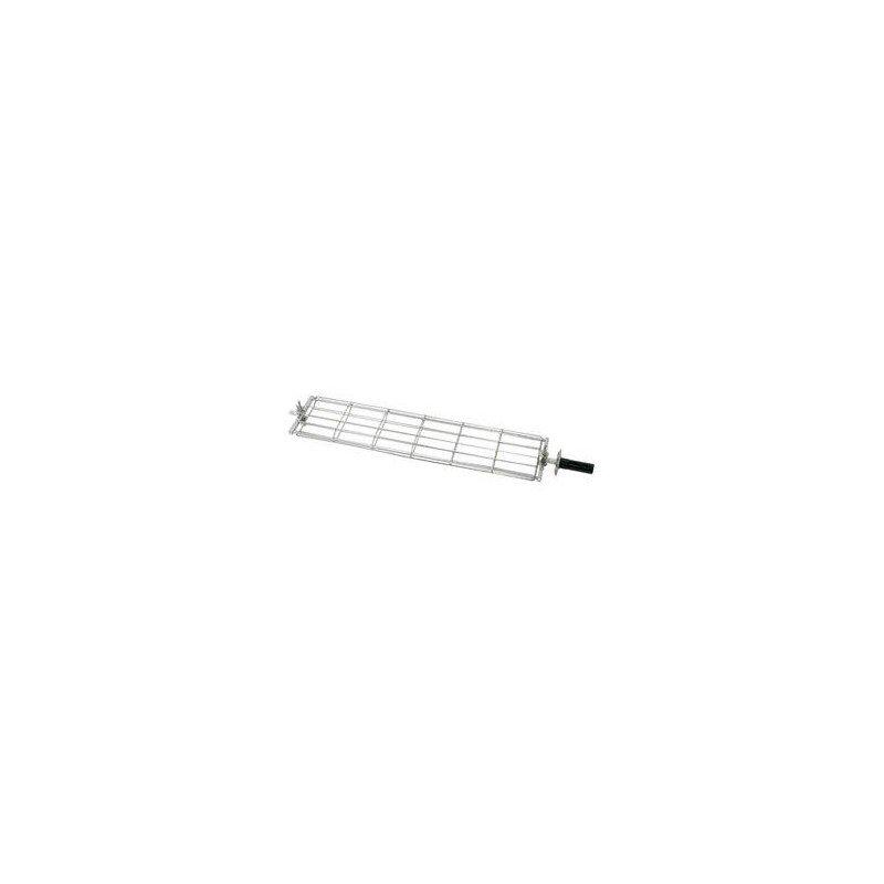Broche à grilles pour rôtissoire verticale