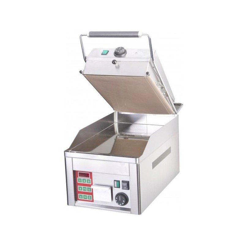 Plancha électrique avec applique et minuterie (6kW)