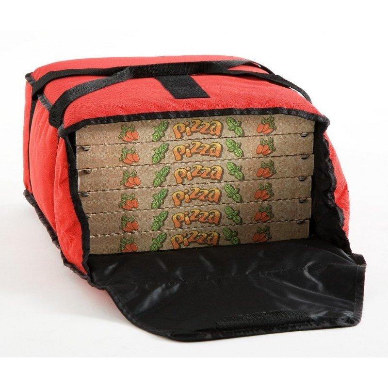 Sac isotherme souple pour pizzas Ø50cm