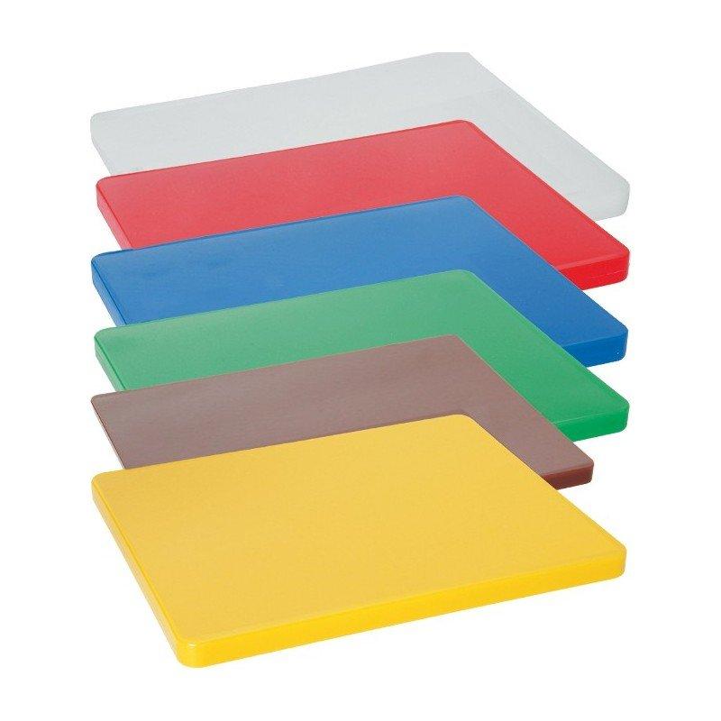 Planche à découper en polyéthylène (600x400)