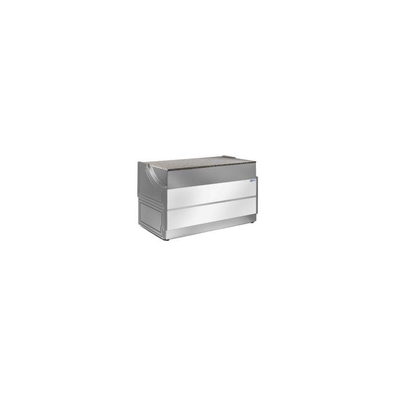 Meuble de caisse, longueur 700 mm