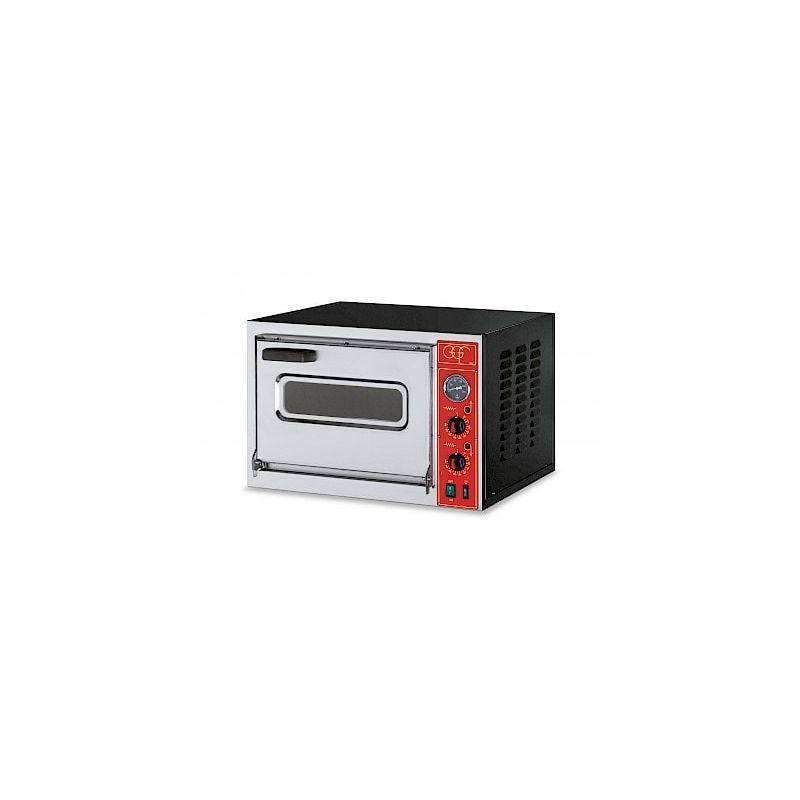 Four à pizza électrique compact, hauteur 220 mm