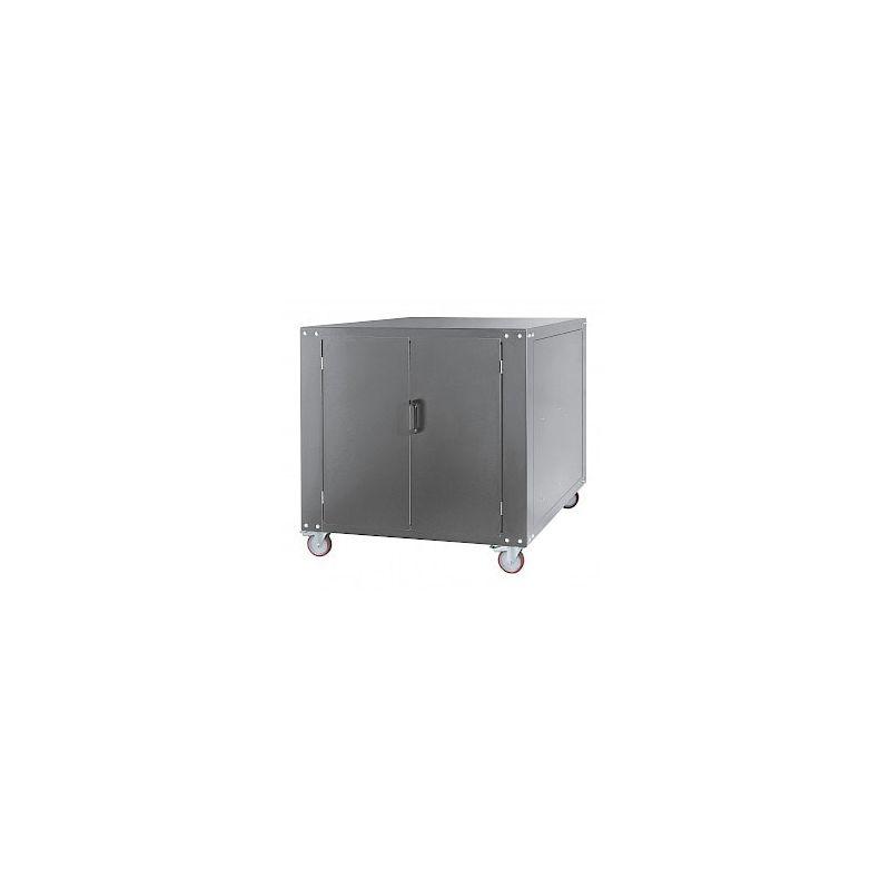 Armoire de four à pizza électrique compact, dimensions : 715 x 570 mm