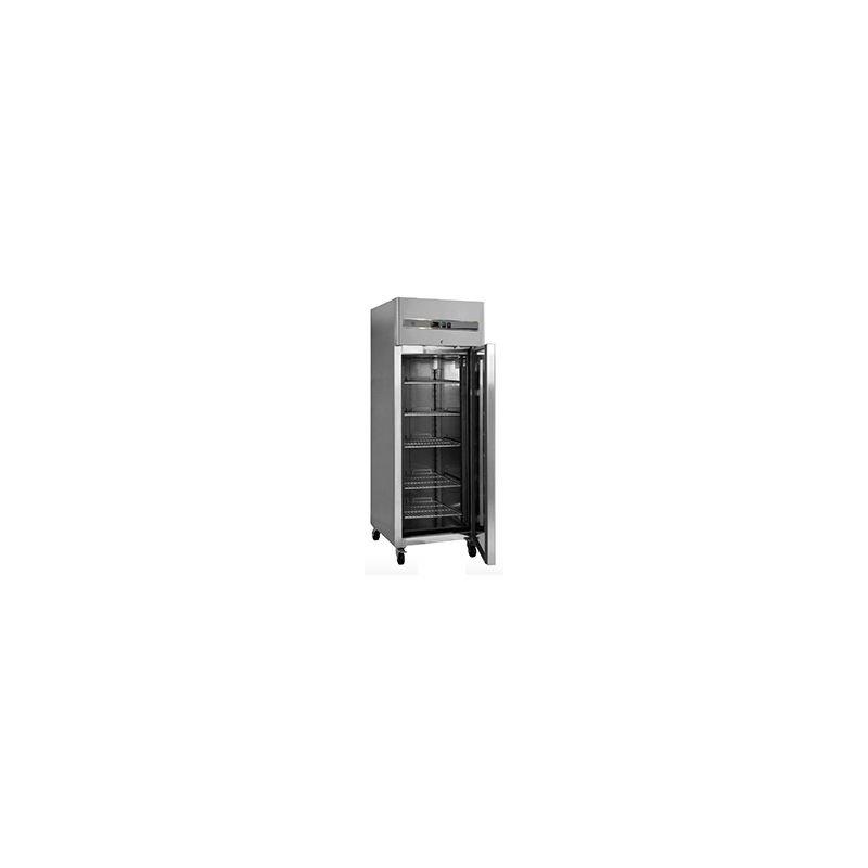 Armoire 650L négative 1 porte inox