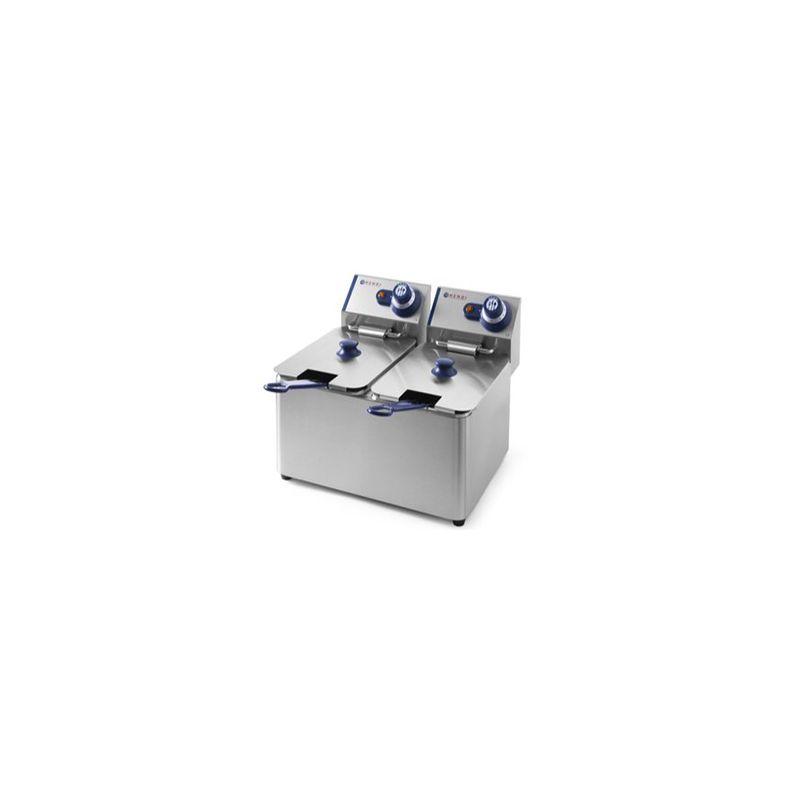 Friteuse électrique à poser 2x6L