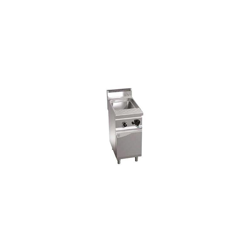Cuiseur à pâtes à gaz 33 litres sur coffre