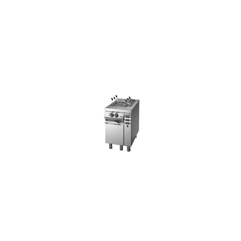 Cuiseur à pâtes électrique 40 litres sur coffre