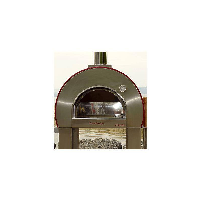 Four à pizza à bois, Ø600 x 500 mm